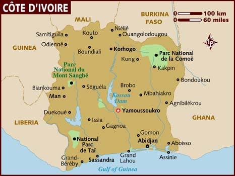 Data Recovery Ivory Coast
