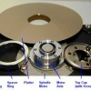 Remove Platters, Spindle Motor Failures, Seized Platters
