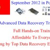 We're Taking Reservations For The September Portugal Advanced Data Recovery Training