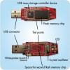 How To Recover Data From USB Flash Drive With Crystal Oscillator Damage
