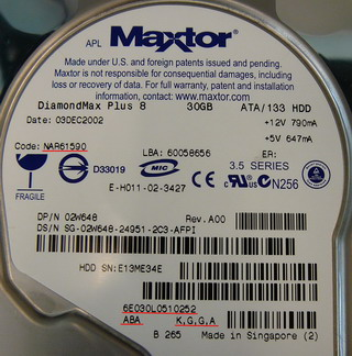 maxtor-details
