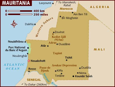 Data Recovery Mauritania