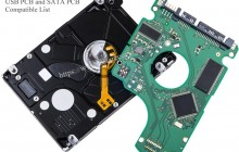 Western Digital USB PCB and SATA PCB Compatible List