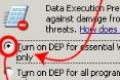Data Execution Prevention Overview