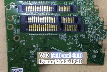 Buy Compatible SATA PCB for 2060-800041 of Both 3TB and 4TB