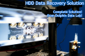 Low-cost Professional HDD Data Recovery Solution