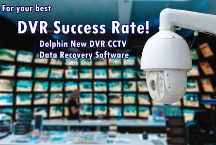 6TB Initialized NVR HDD is Perfectly Recovered by Dolphin DVR Data Recovery Software