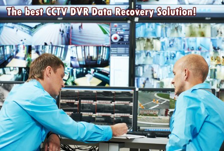 How to Improve Your CCTV DVR Data Recovery Success Rate