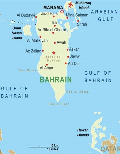 data-recovery-bahrain-map